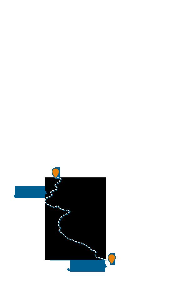 Ajaccio - Bonifacio étape 1
