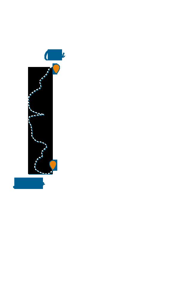 Calvi - Ajaccio étape 1