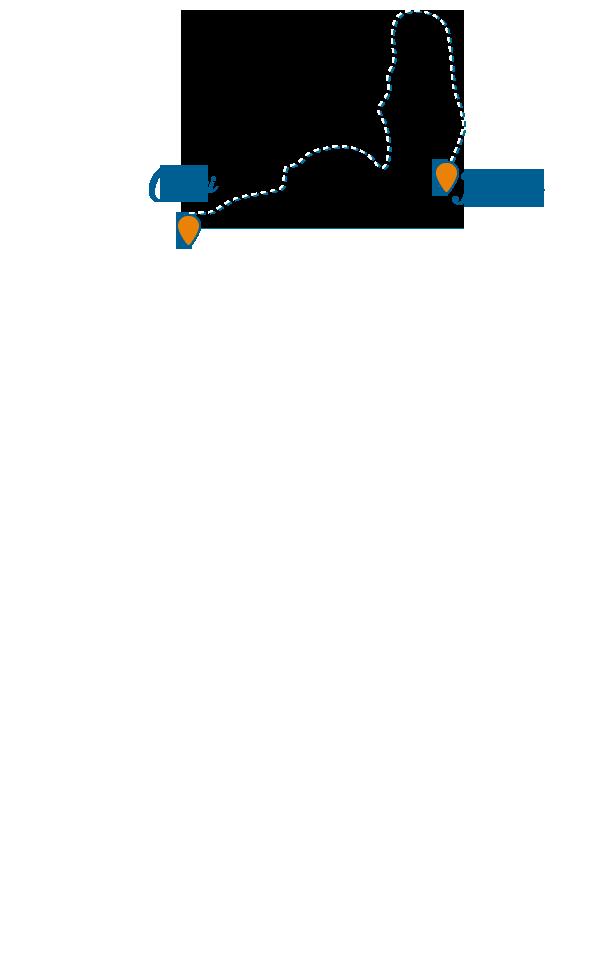 Calvi - Bastia étape 1