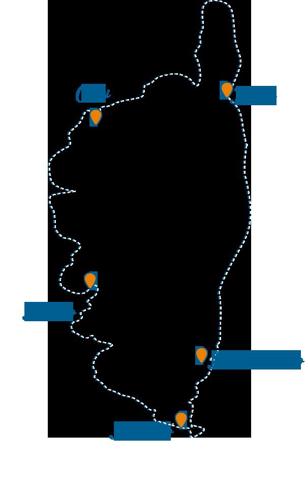 Tour de Corse étape 1