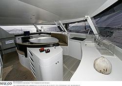 Alibi 54 catamaran de croisière d'exception