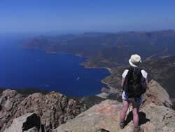 Croisière voile rando Corse nord