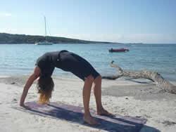 Croisière voilier yoga