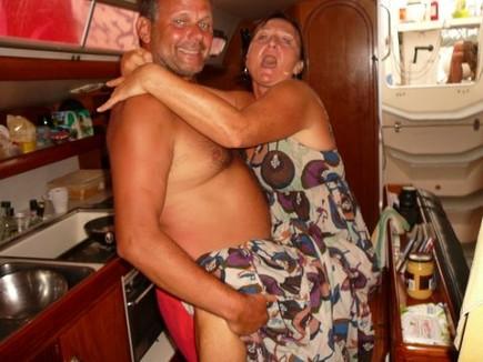 Corruption à bord d'un voilier de croisière entre amis sur la Corse