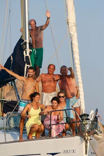 Croisière entre amis pour des vacances inoubliables en Corse