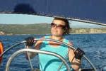 Cours de navigation sur un voilier monocoque en Corse avec skipper