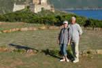 Girolata étape de nos nombreuses croisières en Corse du nord.