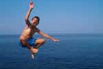 Jeux et ébats sur une croisière à la voile en Corse