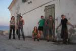 Un groupe des Sanguinaires sur une location de voilier avec skipper
