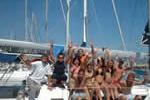 Un séjour de vacances en croisière à la voile en Corse