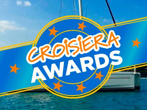 Voici les CROISIER'Awards décernés d'ores et déjà cette année 2020