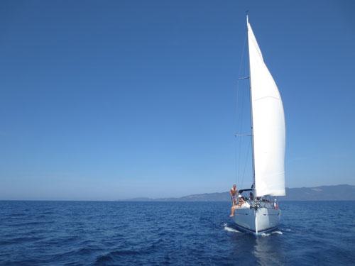 Voilier Sun Odyssey 36