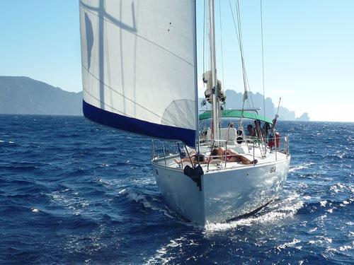 Voilier OCEANIS 430