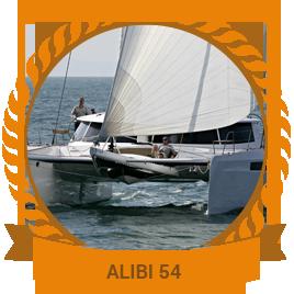 CATAMARAN ALIBI 54