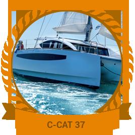 Catamaran C-Cat 37