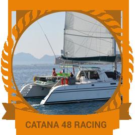 CATAMARAN CATANA 48 Racing