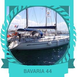 Voilier BAVARIA 44