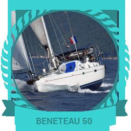Voilier BENETEAU 50