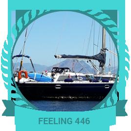 Voilier Feeling 446