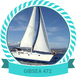 Voilier GIBSEA 472