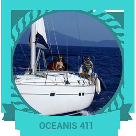 Voilier OCEANIS 411